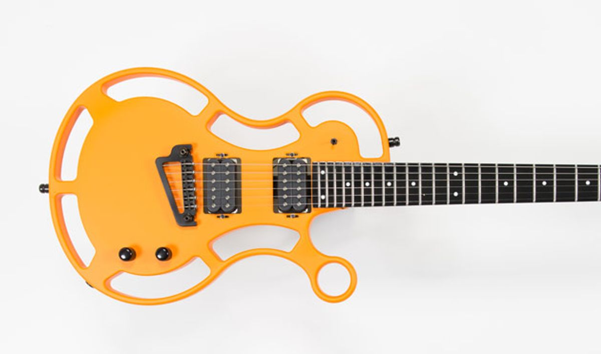 660 Guitars Introduces the CT/52