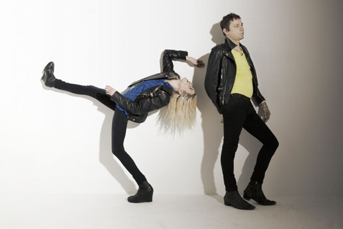 The Kills: The Beautiful Chaos of Jamie Hince and Alison Mosshart