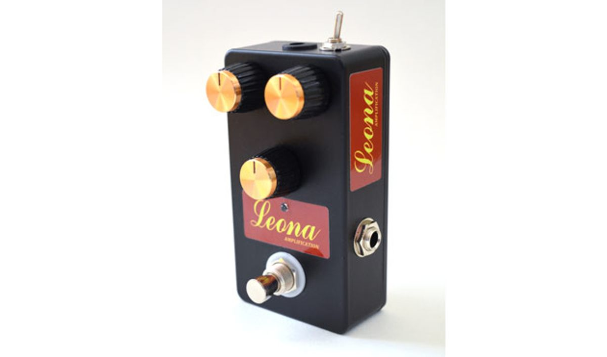 Leona Amplification Introduces the Sugar & Spice Overdrive