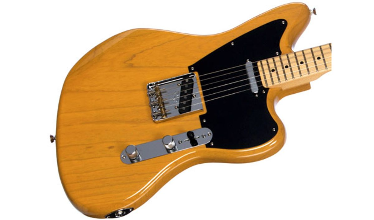 Make'n Music and Fender Introduce the American Standard Offset Telecaster
