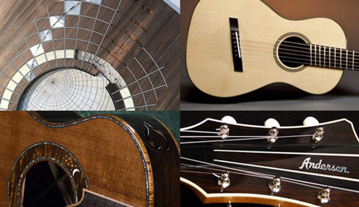 Luthierville, U.S.A: High-End Acoustic Builders by Region