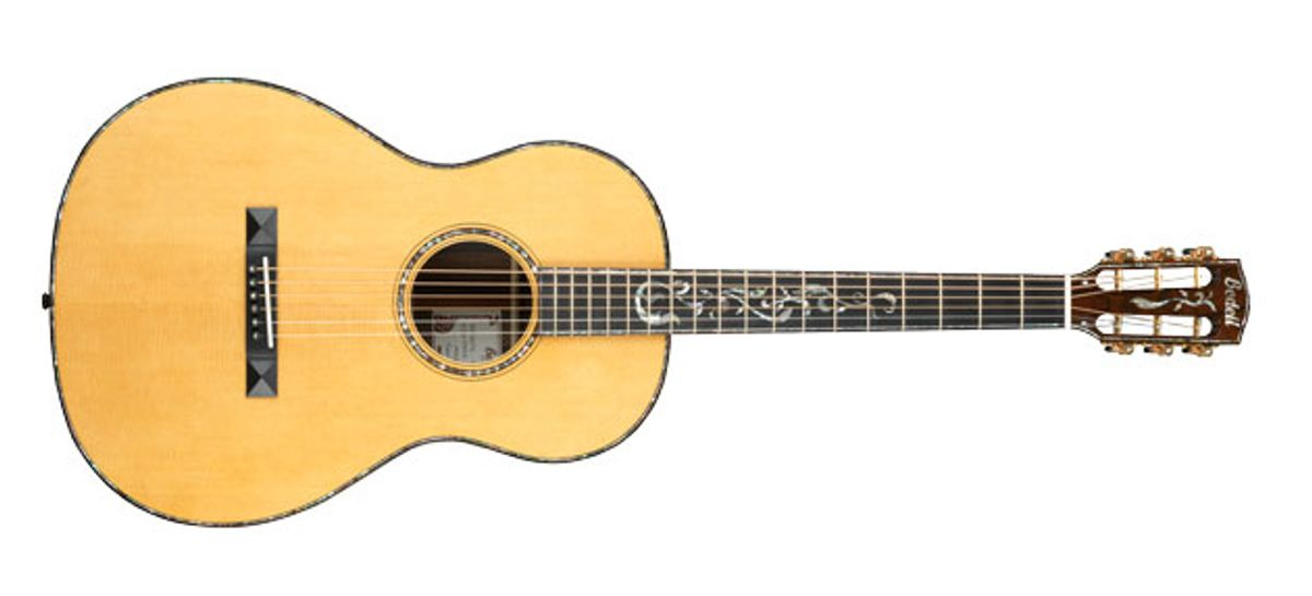 Bedell Guitars Introduces the Antiquity Milagro
