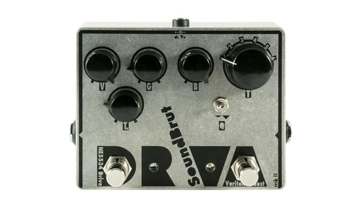 SoundBrut Announces the DRVA MkII
