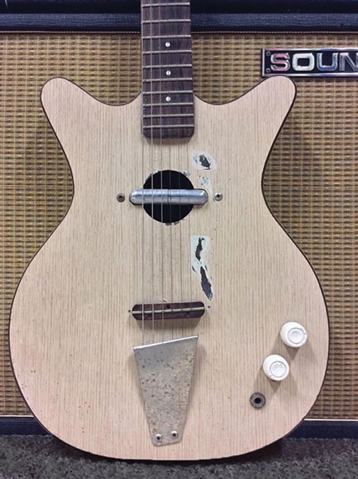 Esoterica Electrica: Pawnshop Plywood Chic Comes of Age