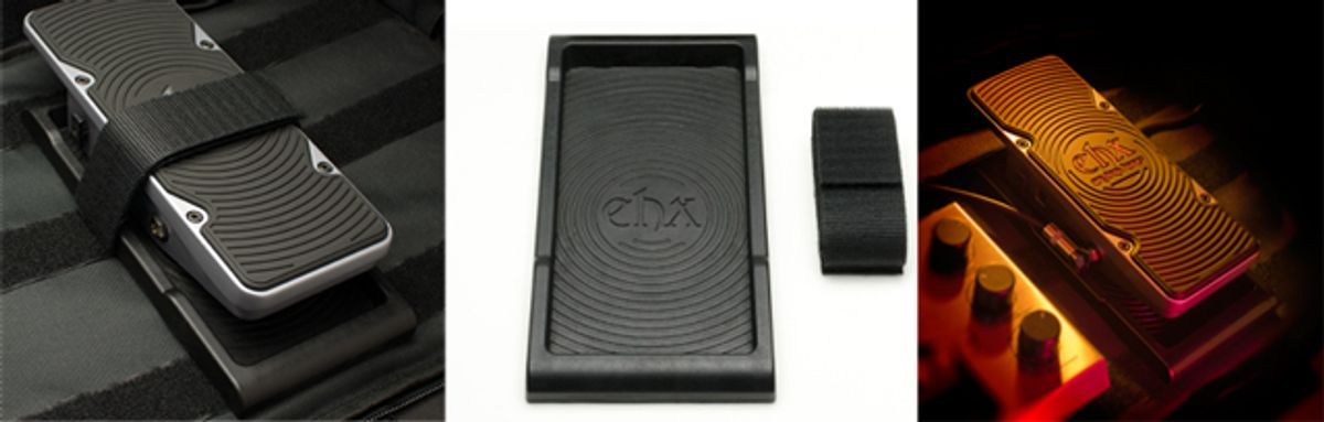 Electro-Harmonix Releases The Next Step Pedalboard Cradle