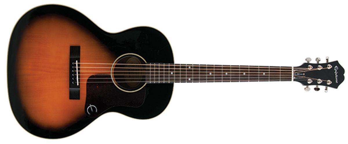 Epiphone EL-00 Pro Acoustic Guitar Review
