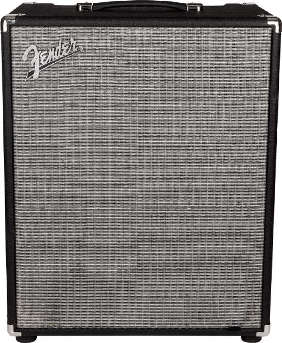 Fender Announces All New Rumble Bass Amp Series 2014 01