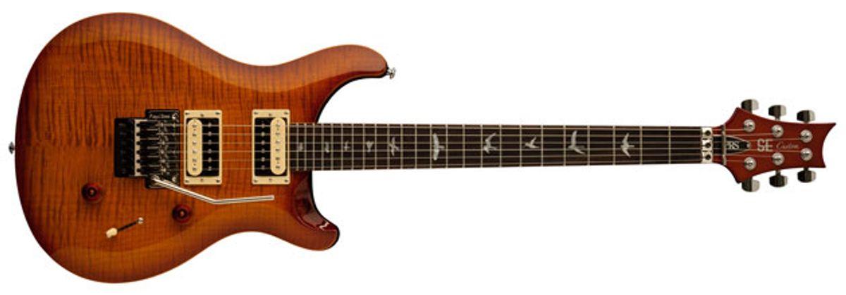PRS Guitars Introduces the SE Custom 24 Series