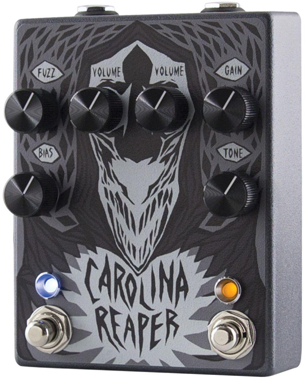 Carolina Reaper-homepage