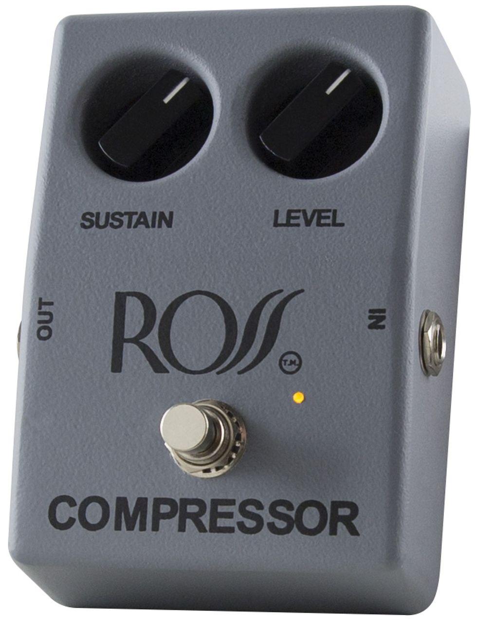 Ross Compressor Review