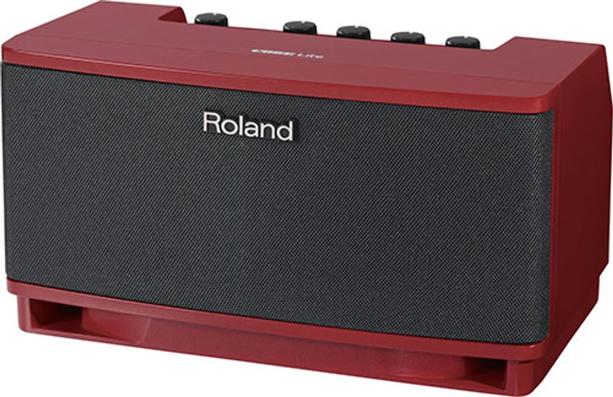 Roland Announces the CUBE Lite Guitar Amp and iOS Interface/App