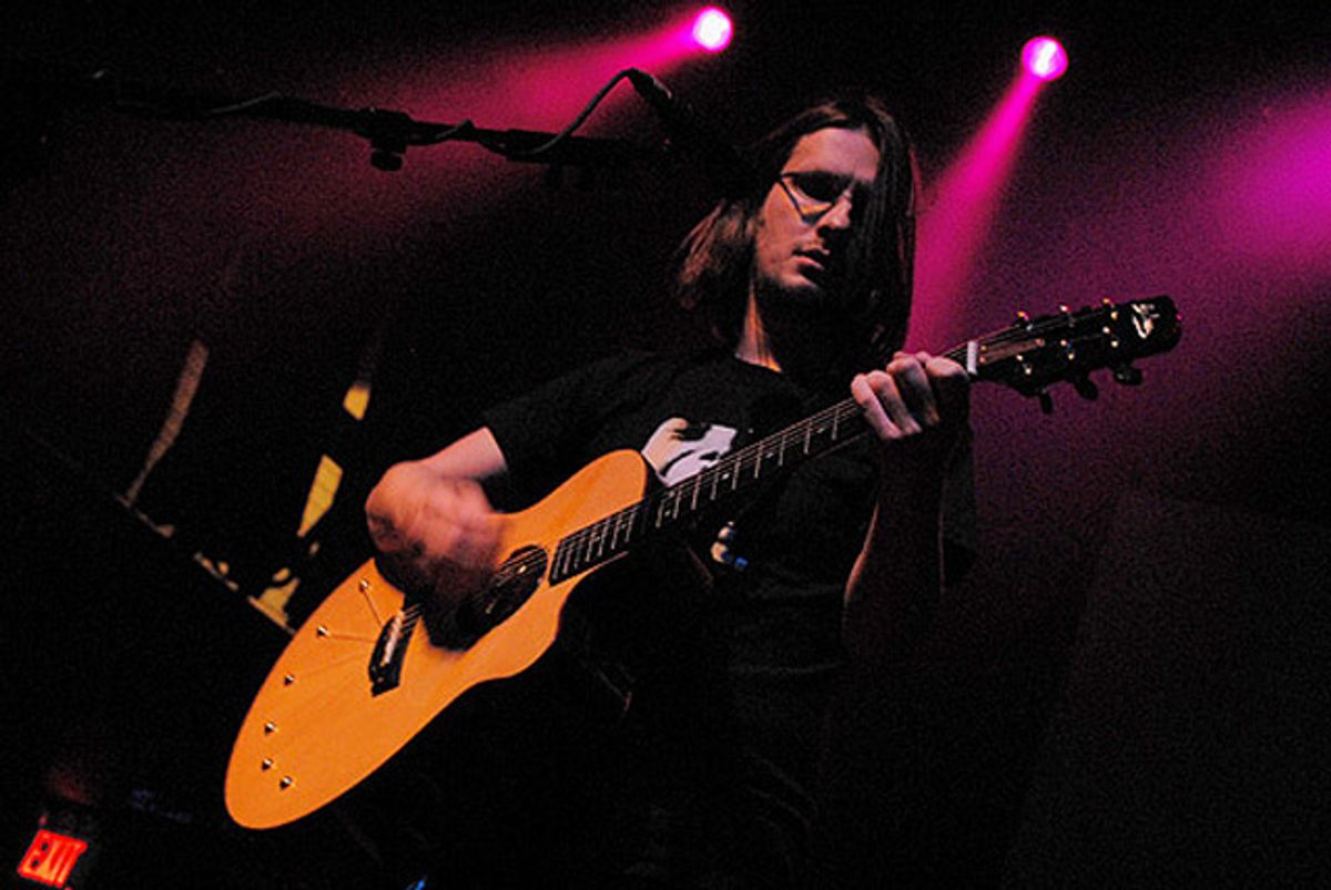 Interview: Steven Wilson - Of Ravens, Revenants, and Creeping Things