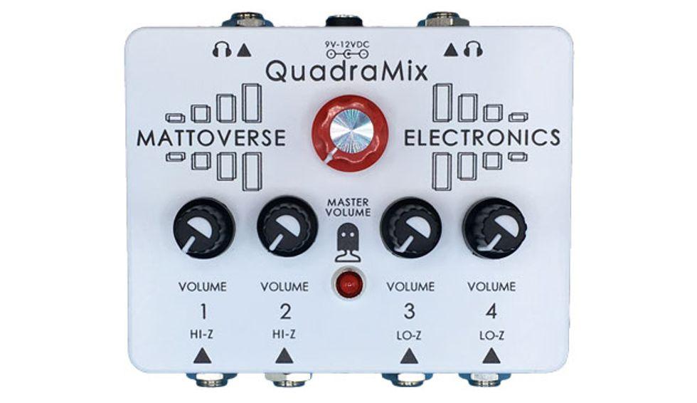 Mattoverse Electronics