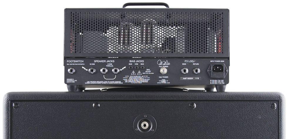 prs mark tremonti mt15 review premier guitar. Black Bedroom Furniture Sets. Home Design Ideas