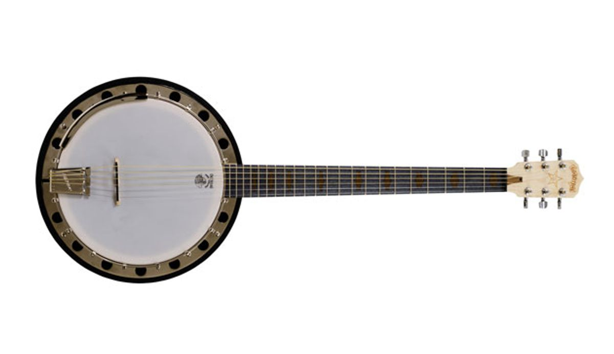 Deering Banjos Unveils the Goodtime Six-R Model