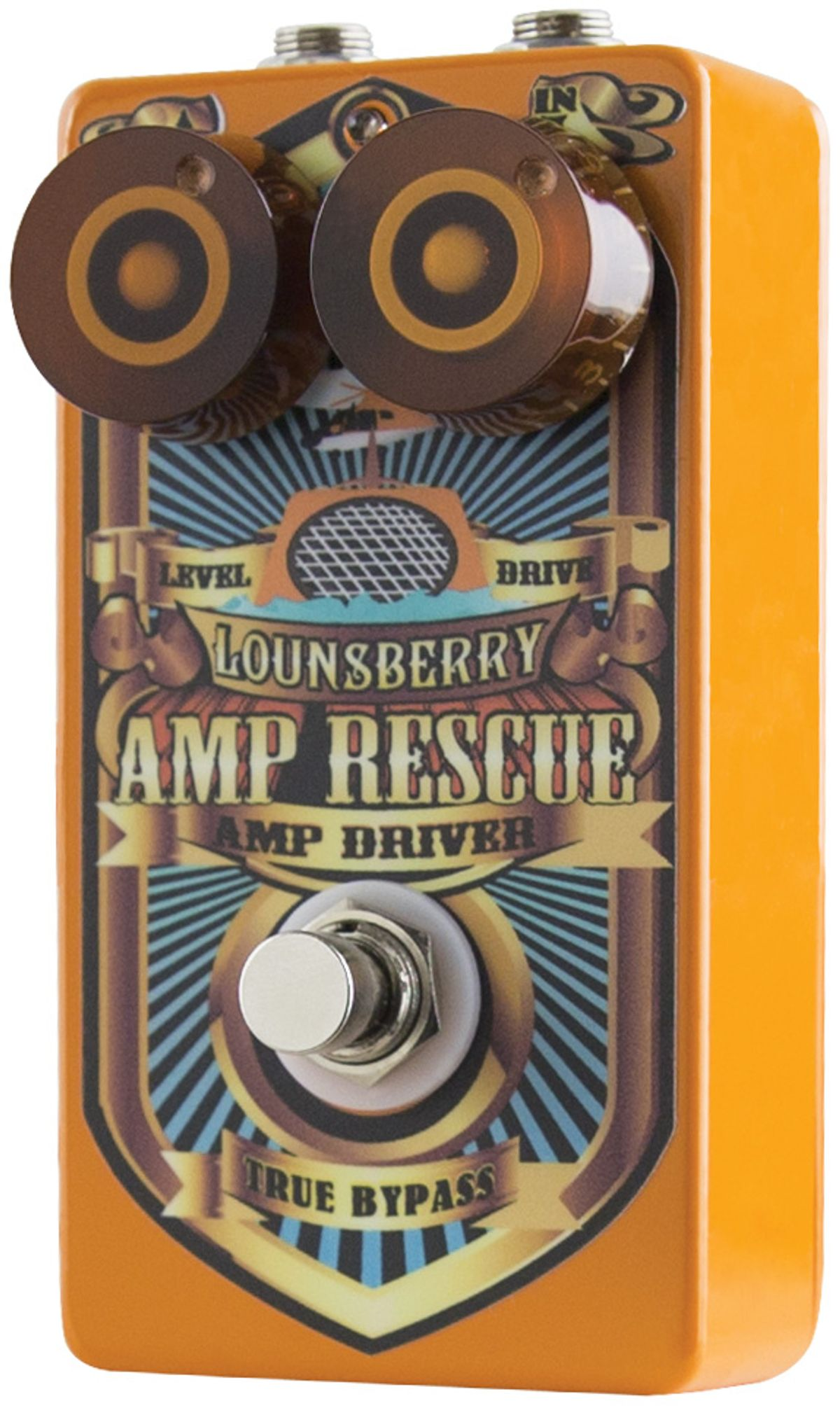 Quick Hit: Lounsberry Amp Rescue Review