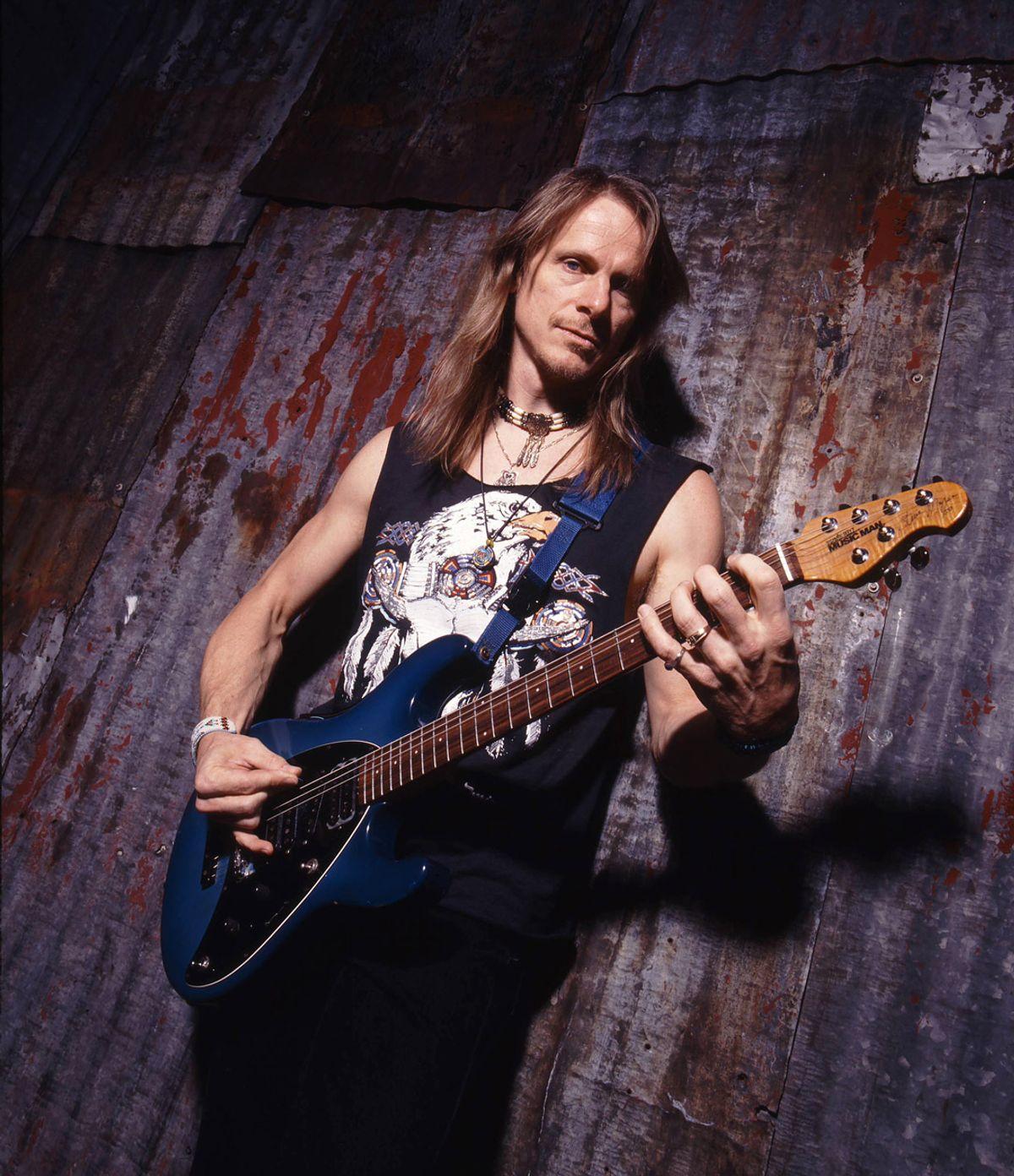 Deep Purple's Steve Morse: 'InFinite' Mastery