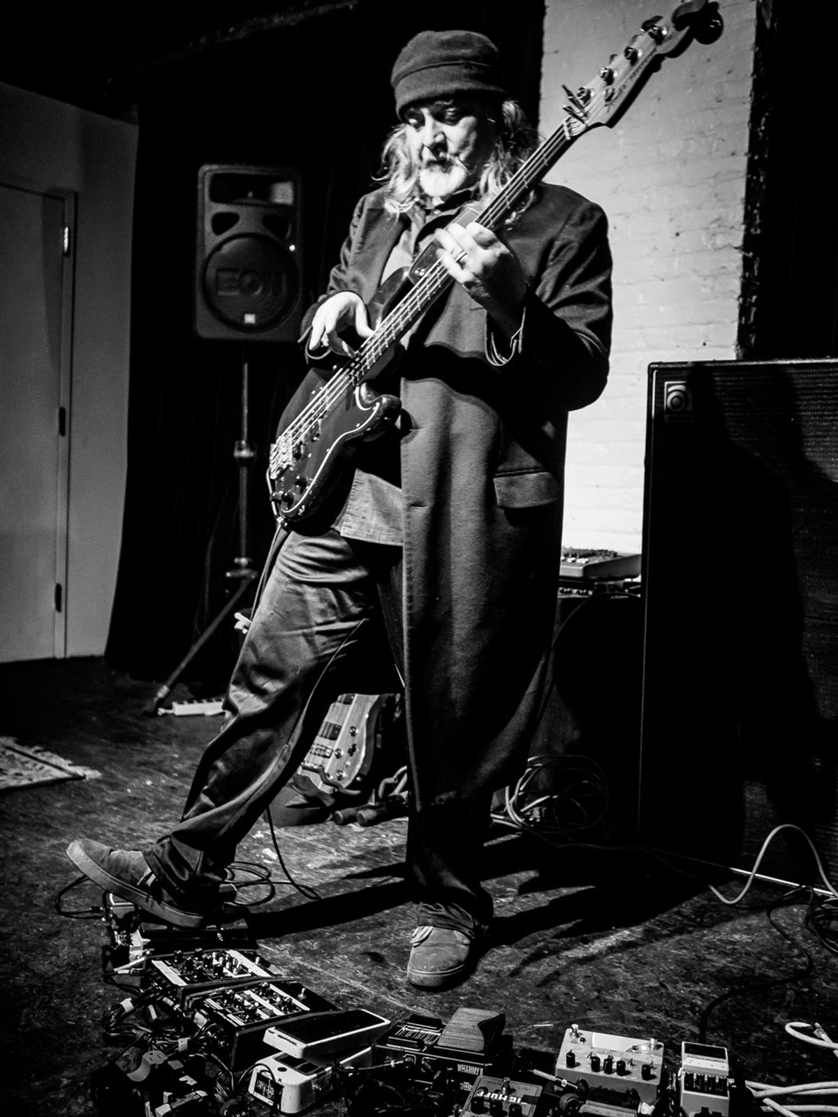 Bill Laswell: Four Strings, Zero Limits