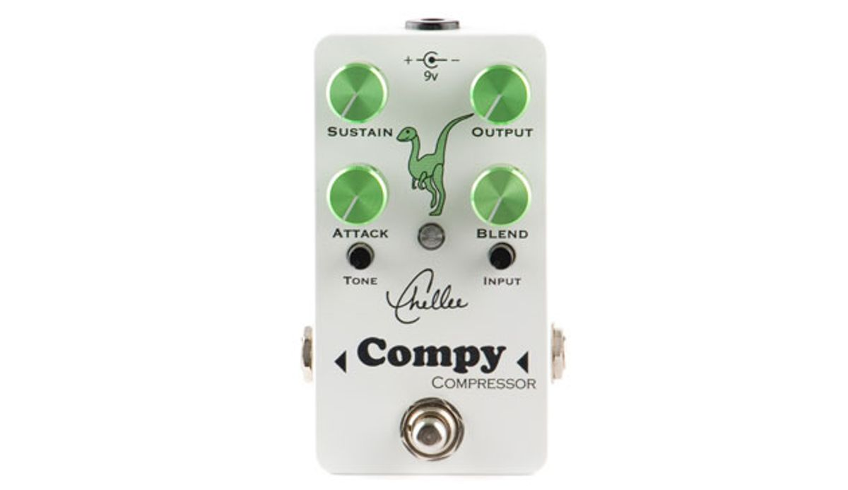 Chellee Releases the Compy Compressor