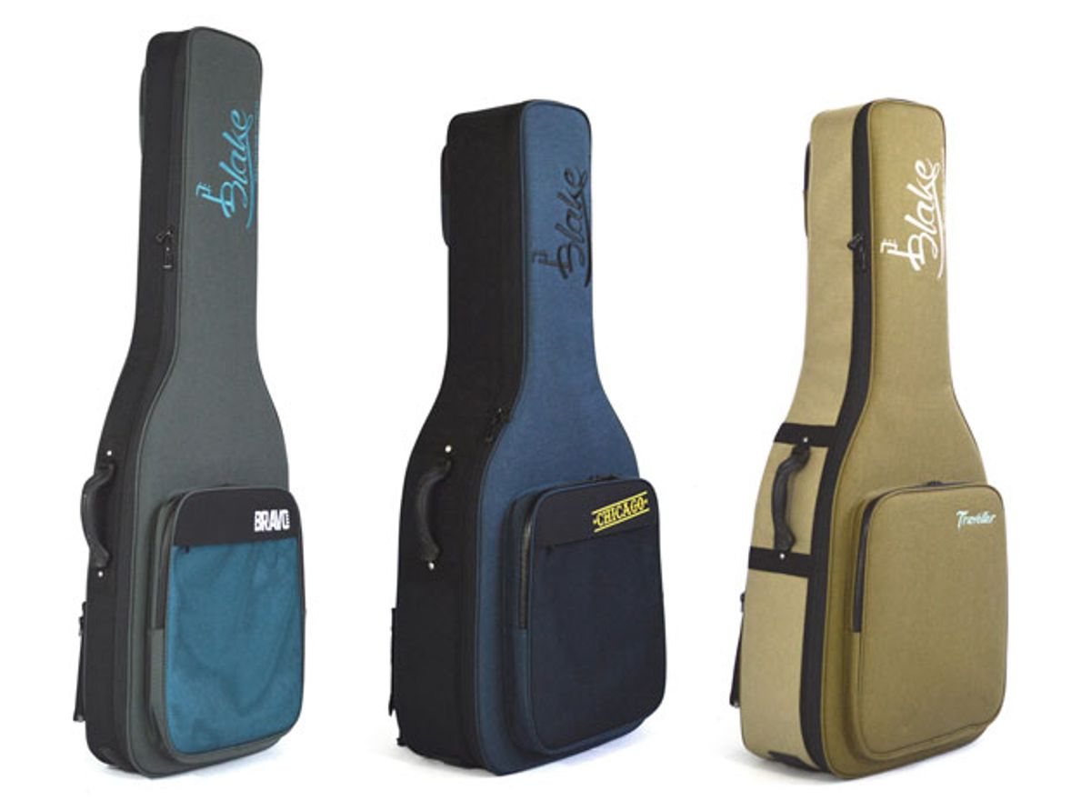 Blake Guitar Solutions Releases New Cases