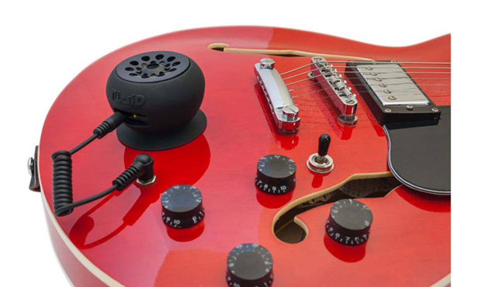 Fluid Audio Launches the Strum Buddy