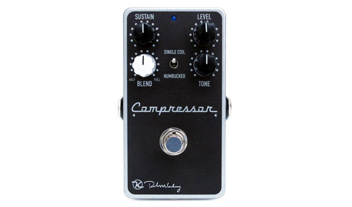 Keeley Electronics Releases the Compressor Plus