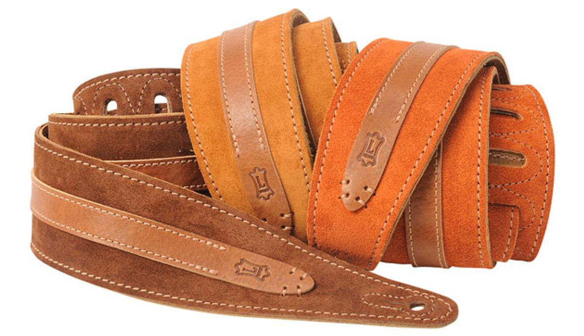 Levy's Leathers Introduces the Blaine Strap