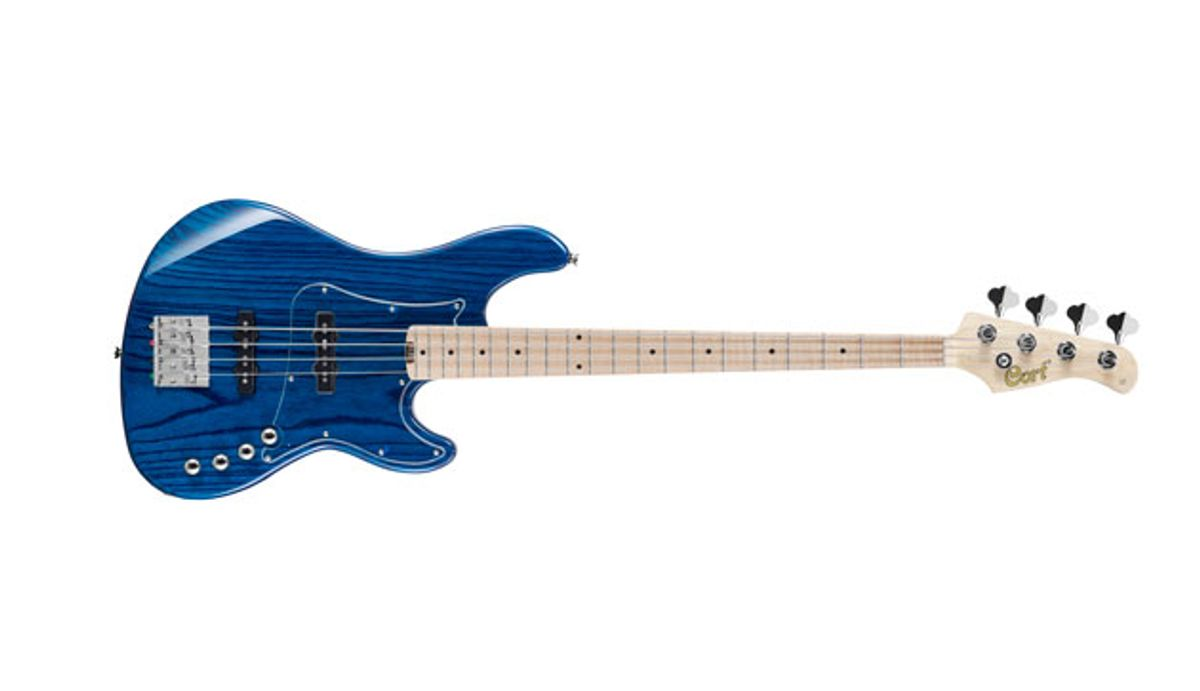 Cort Announces the GB74JJ Bass