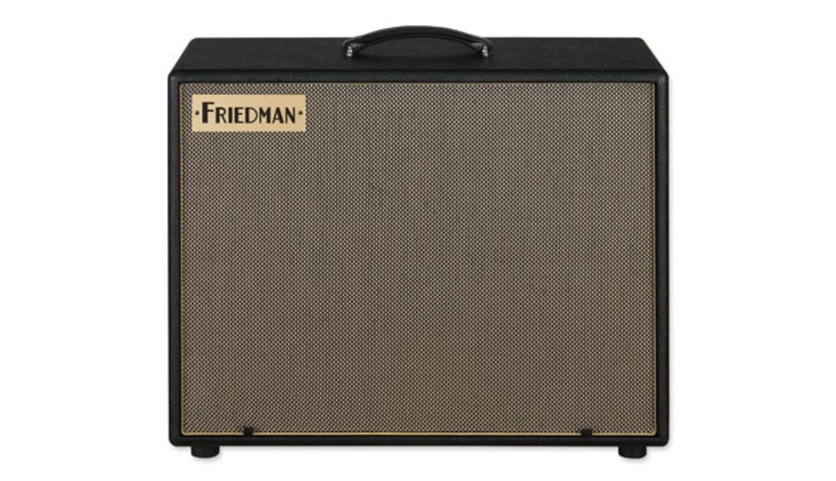 Friedman Unveils the ASC-12 Powered Monitor