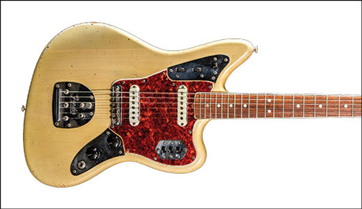 Vintage Vault: 1966 Fender Jaguar