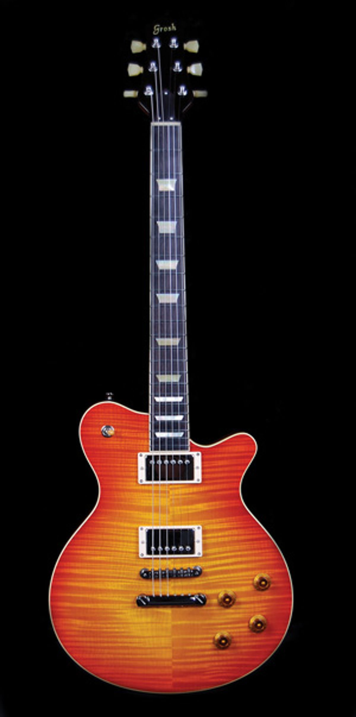 Grosh Guitars '59 Spec Set Neck Model