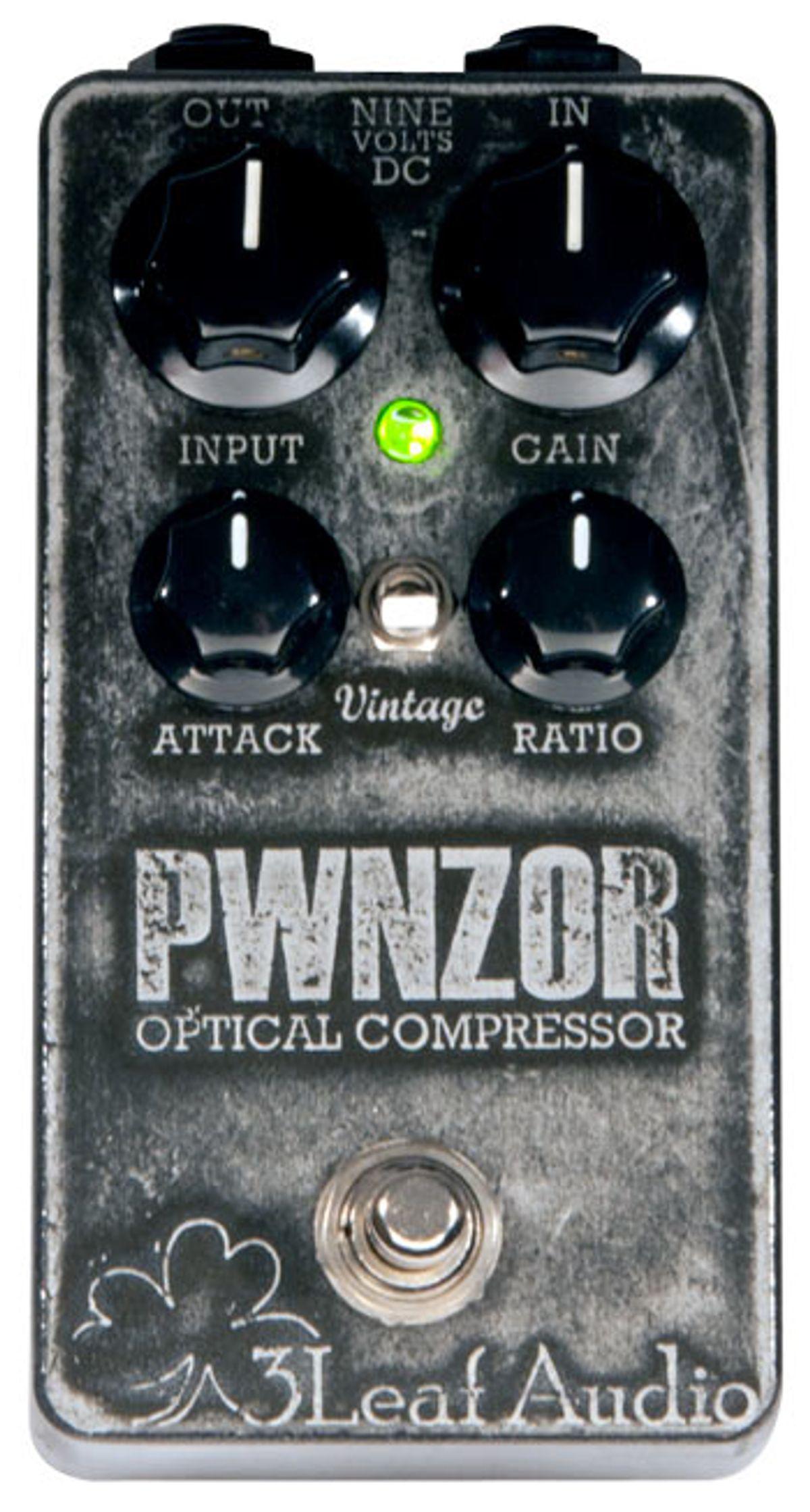 3Leaf Audio PWNZOR Bass Compressor Review