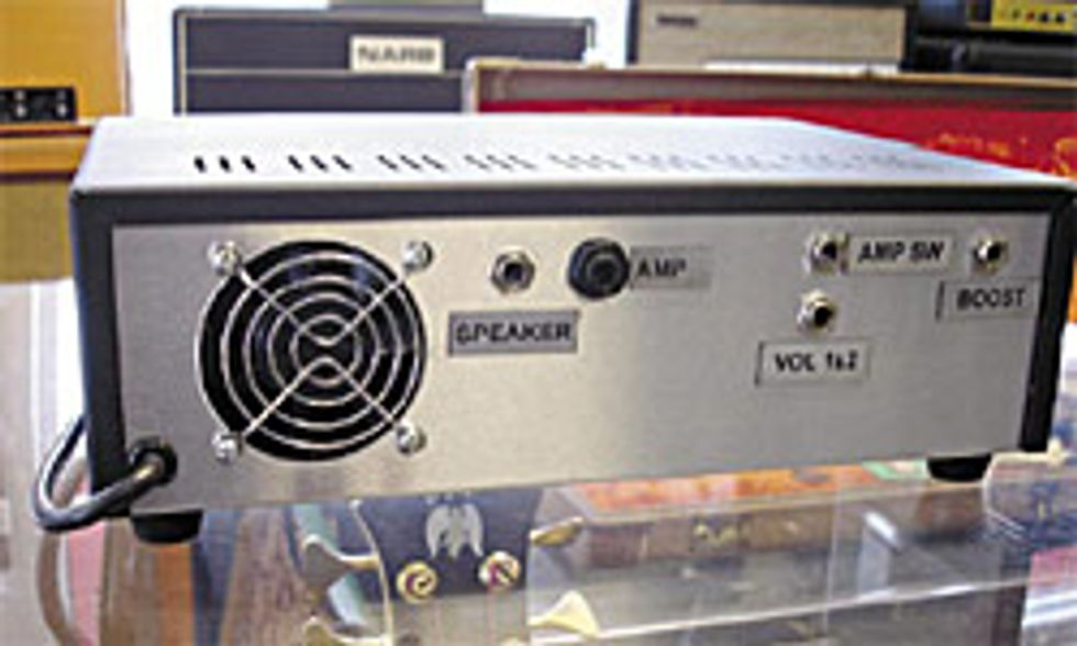 The Ultimate Tube Amp