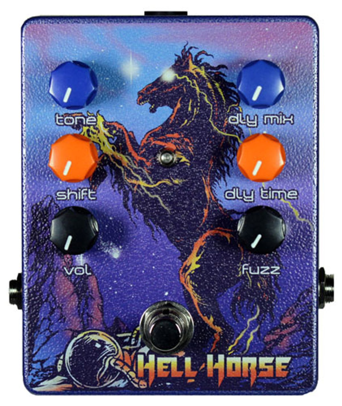 Haunted Labs Introduces the Hell Horse Fuzz Delay