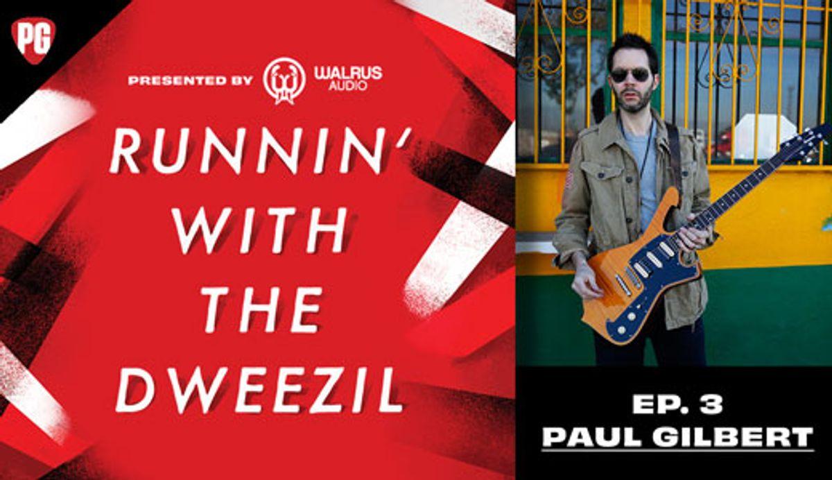 Paul Gilbert Grabs a 6-String to Analyze Van Halen II Cut by Cut