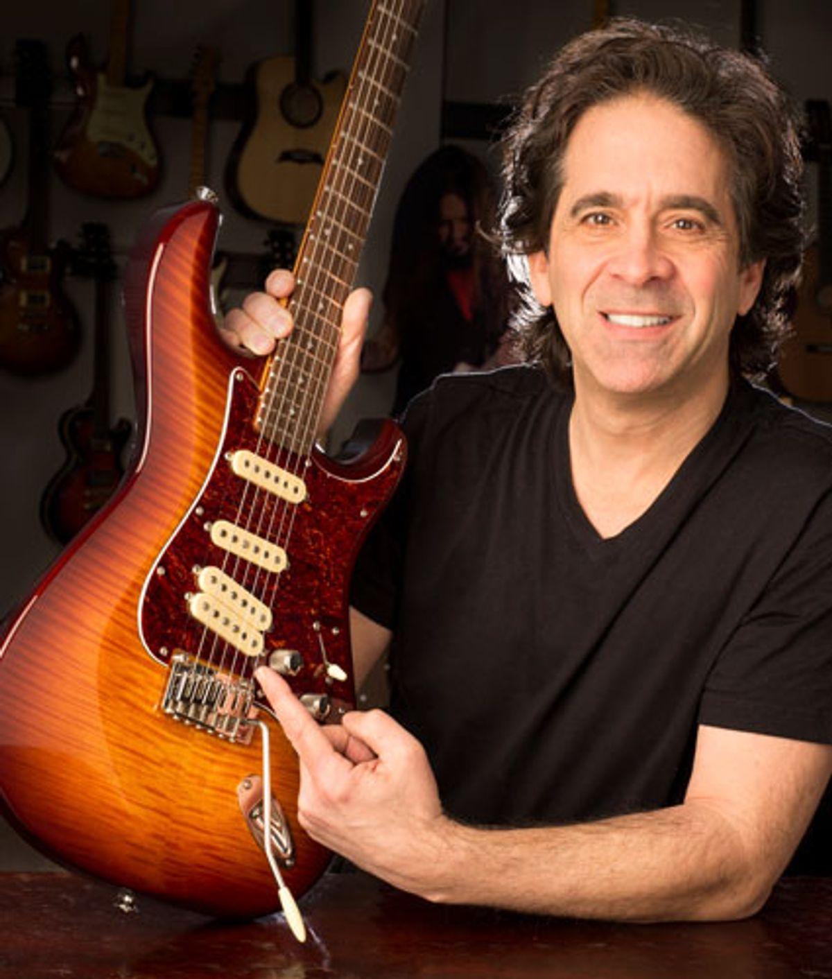 Dean Zelinsky Guitars Unveils SideKick Pickup
