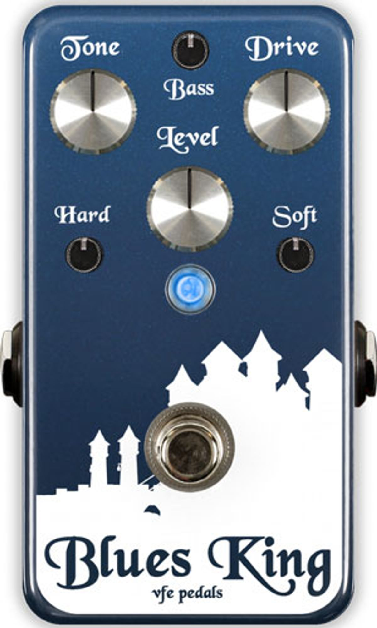 VFE Pedals Releases the Blues King V3