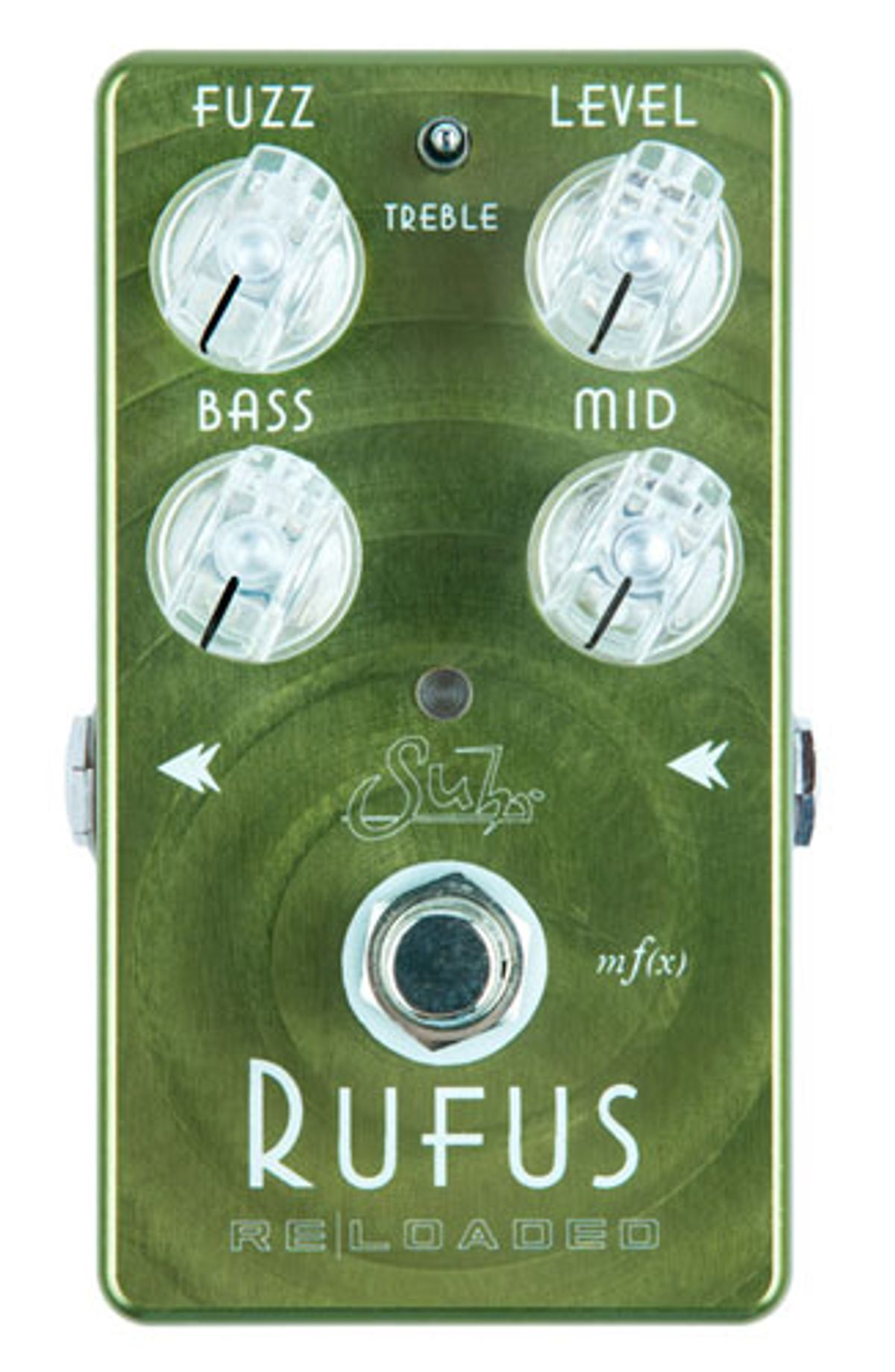 Suhr Announces the Rufus ReLoaded Fuzz