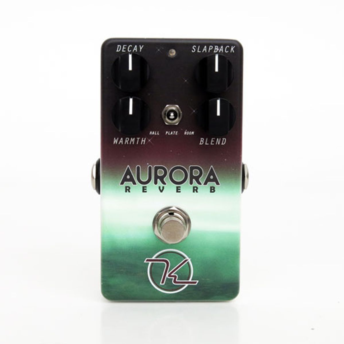 Keeley Effects Introduces the Aurora Reverb