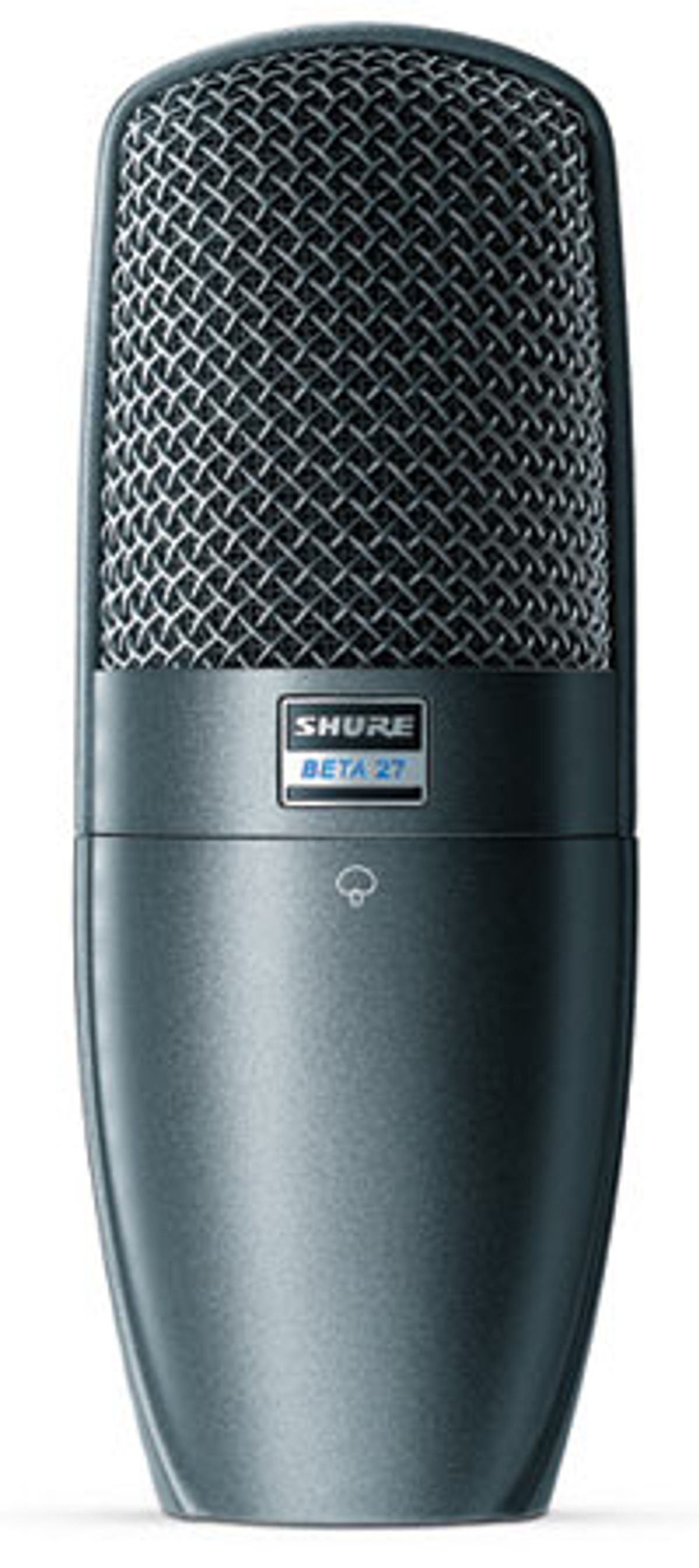 Shure Unveils Beta 27 Side-Address Condenser Microphone