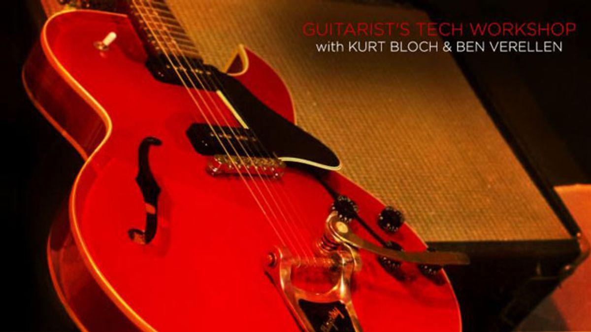 CreativeLive Announces Tech Workshop for Guitarists