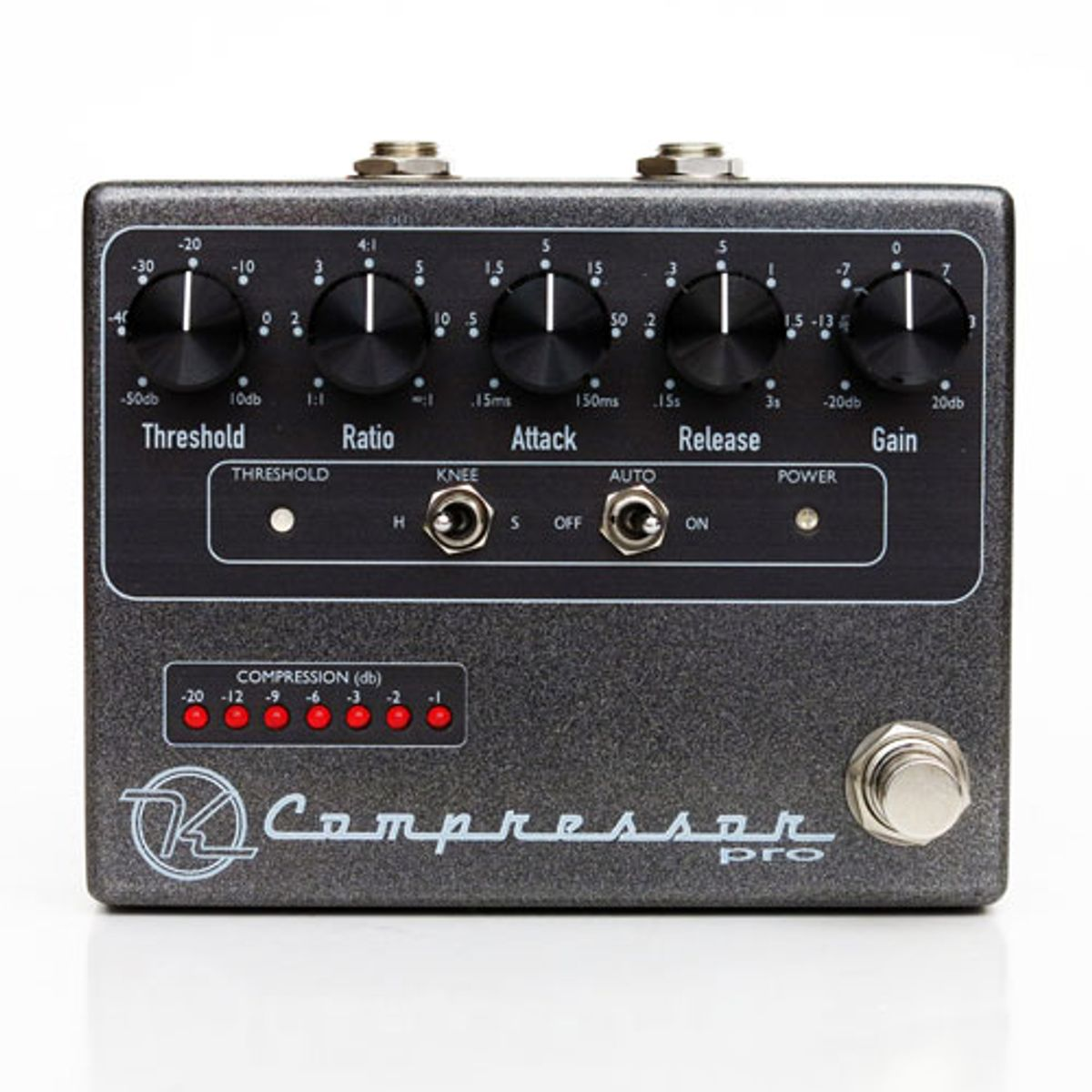 Keeley Engineering Introduces the Compressor Pro