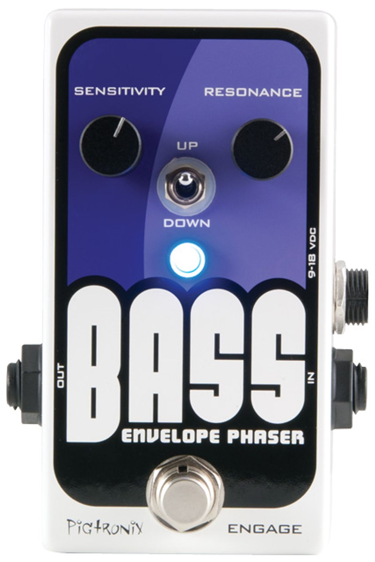 Pigtronix Bass Envelope Phaser Review