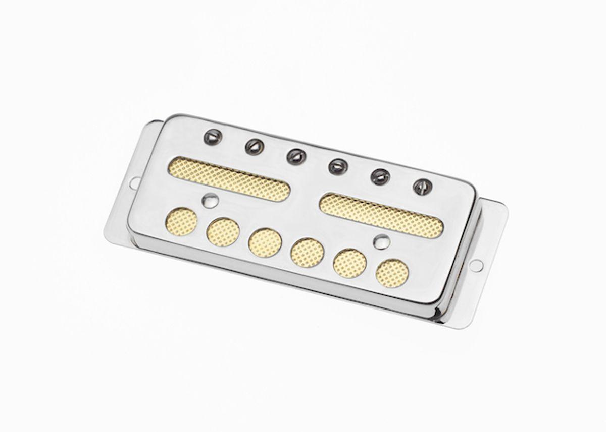 Lollar Pickups Release Gold Foil Pickups