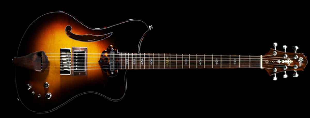 Scott Walker Guitars Announces Chimera Model