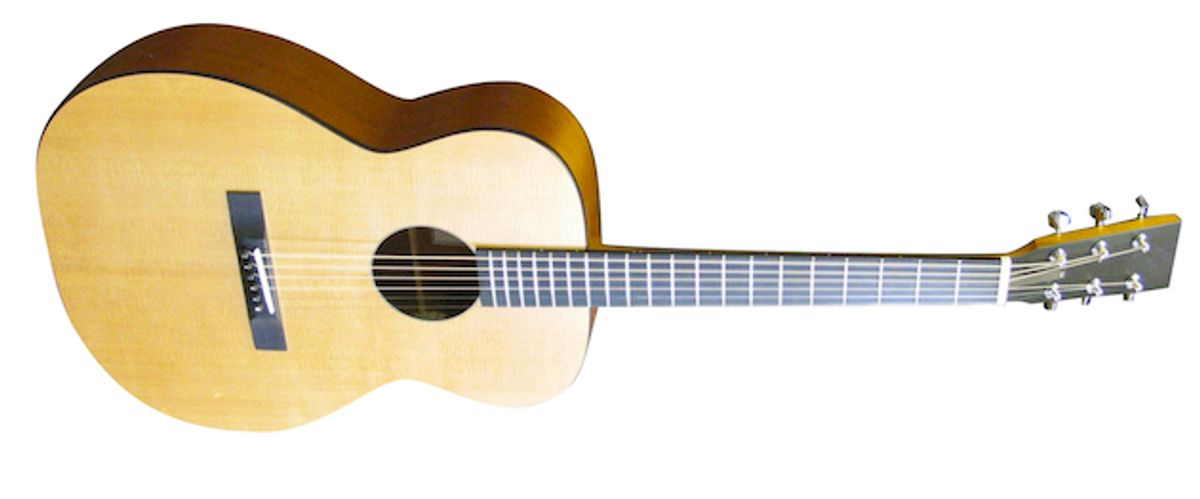 Worland Guitars Introduces New Prairie Model Acoustic
