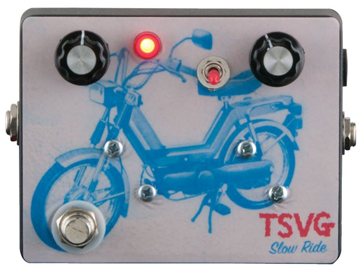 TSVG Slow Ride Overdrive/Fuzz Review