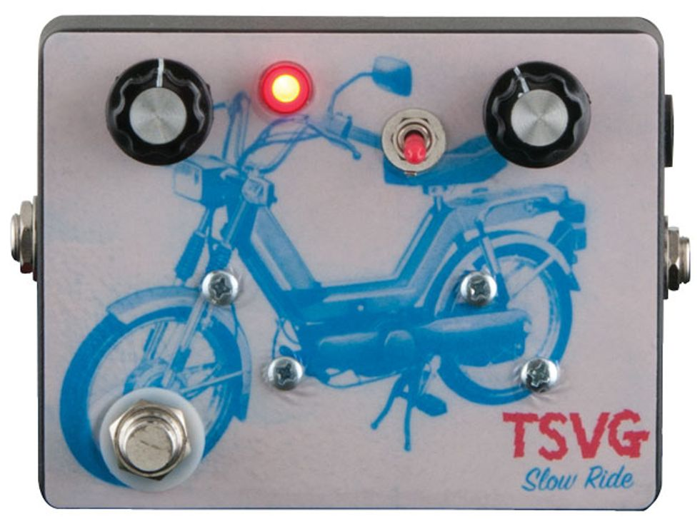 Tsvg Slow Ride Overdrivefuzz Review Premier Guitar