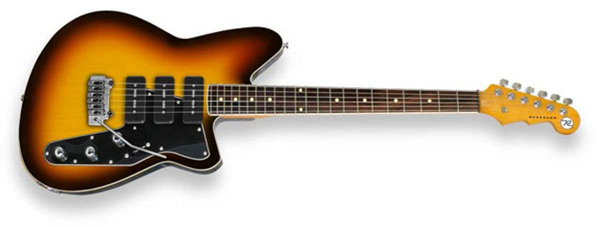 Reverend Announces Major Changes to the Jetstream Series