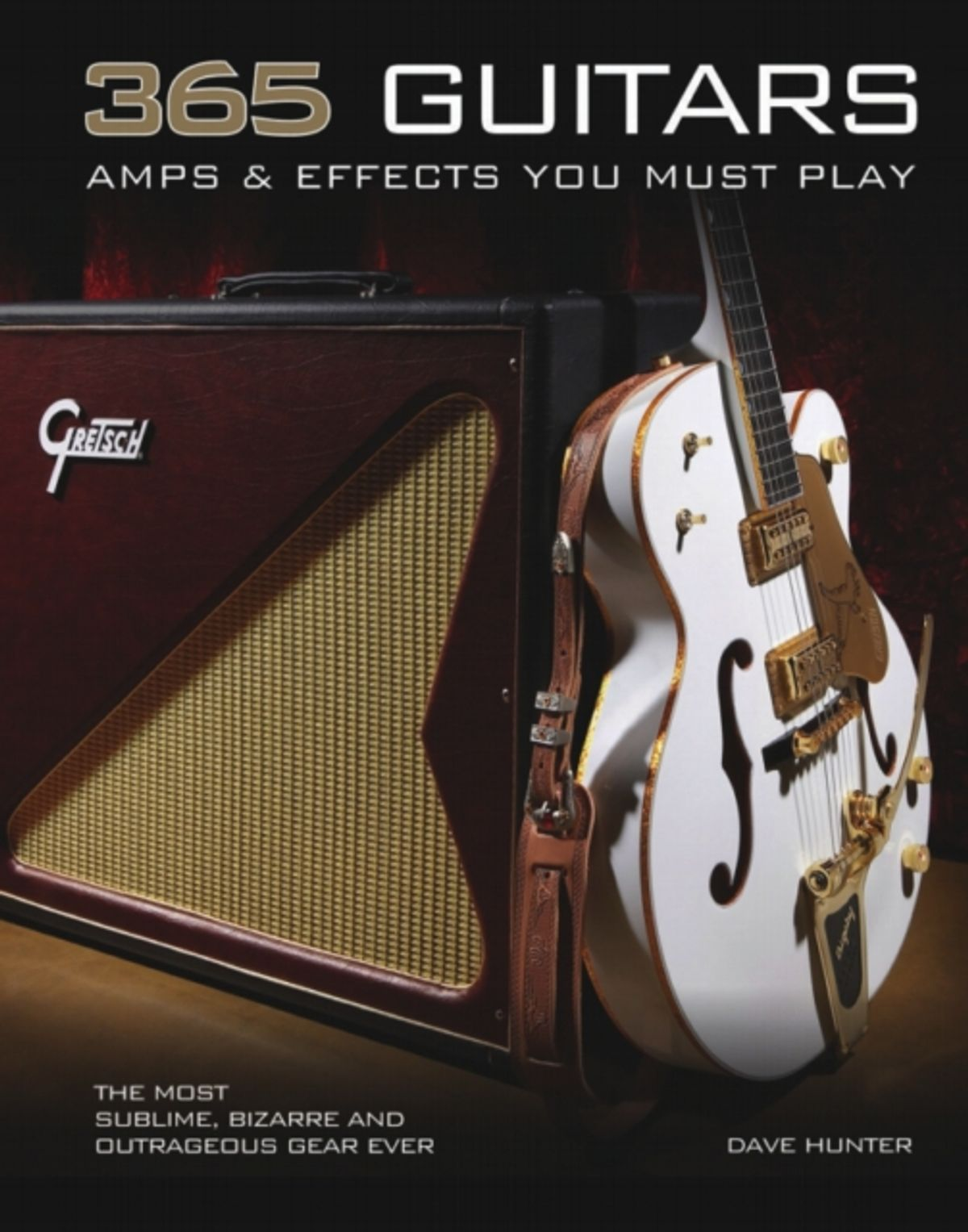 """""""365 Guitars, Amps, and Effects You Must Play"""" Book Released"""